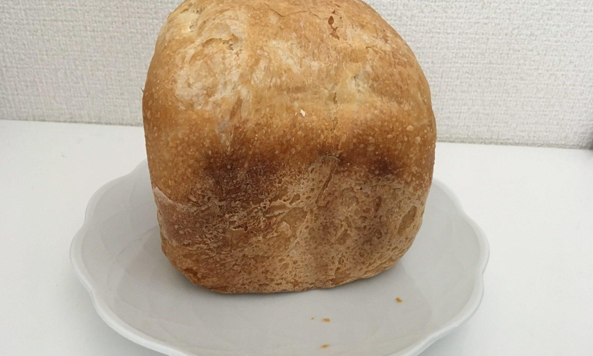 ホームベーカリーで作ったフランスパン②