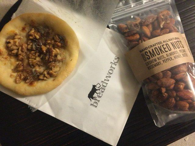 ブレッドワークスのスモークナッツ